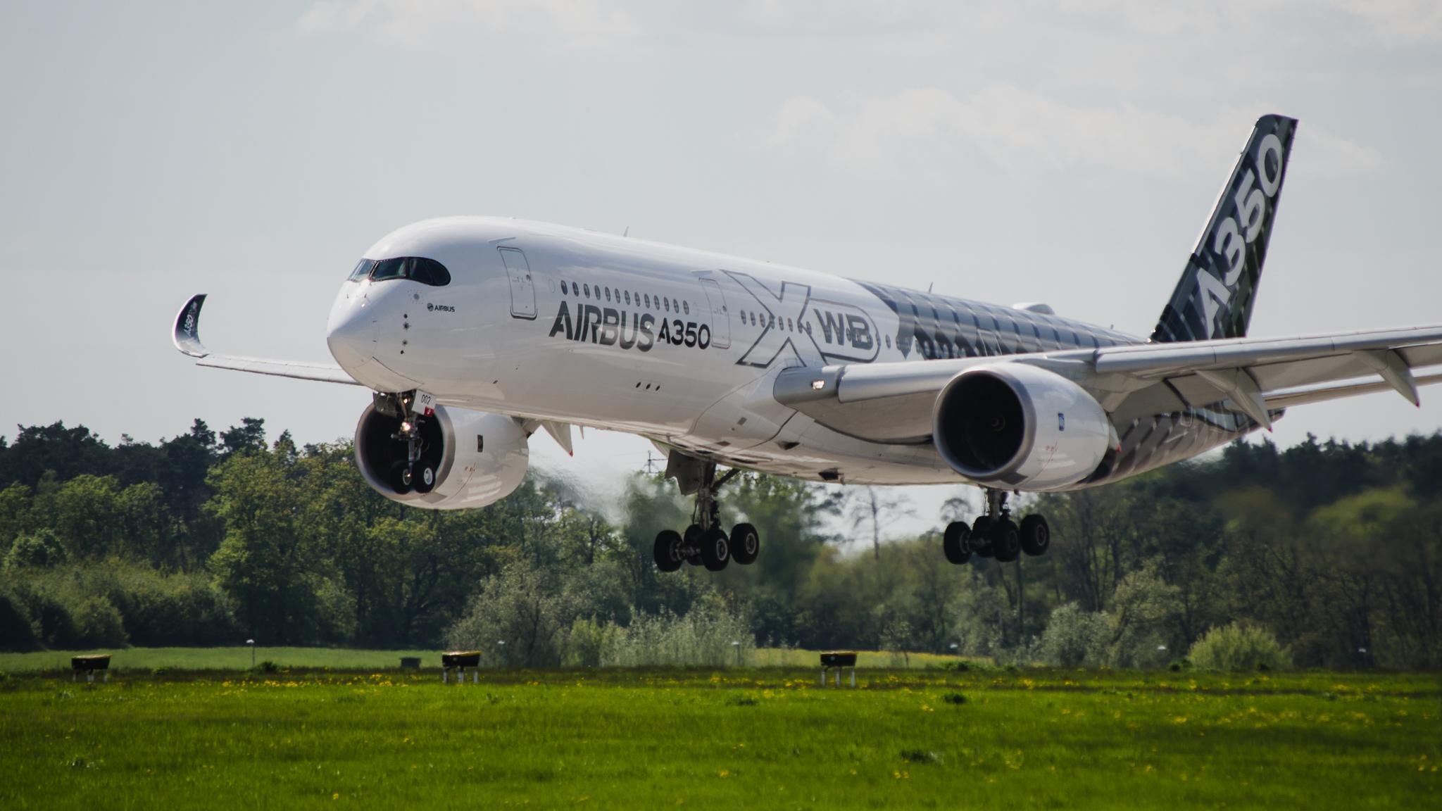Airbzs A350